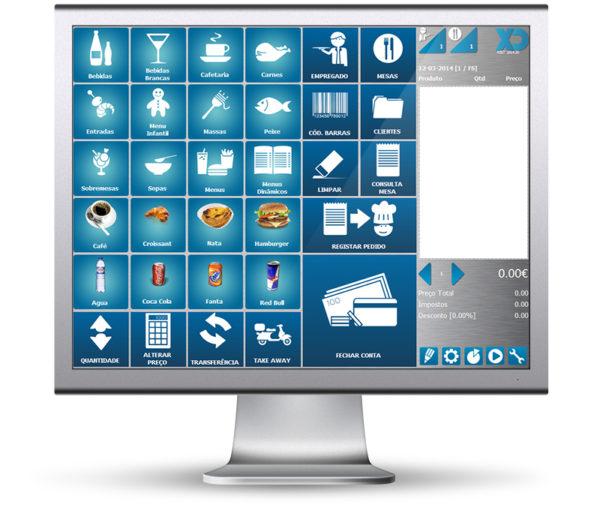Sistema Com Tela Personalizada