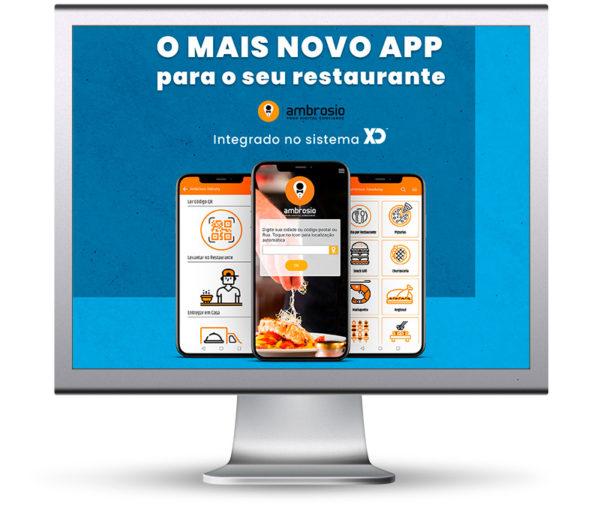 App Ambrosio Para Restaurante