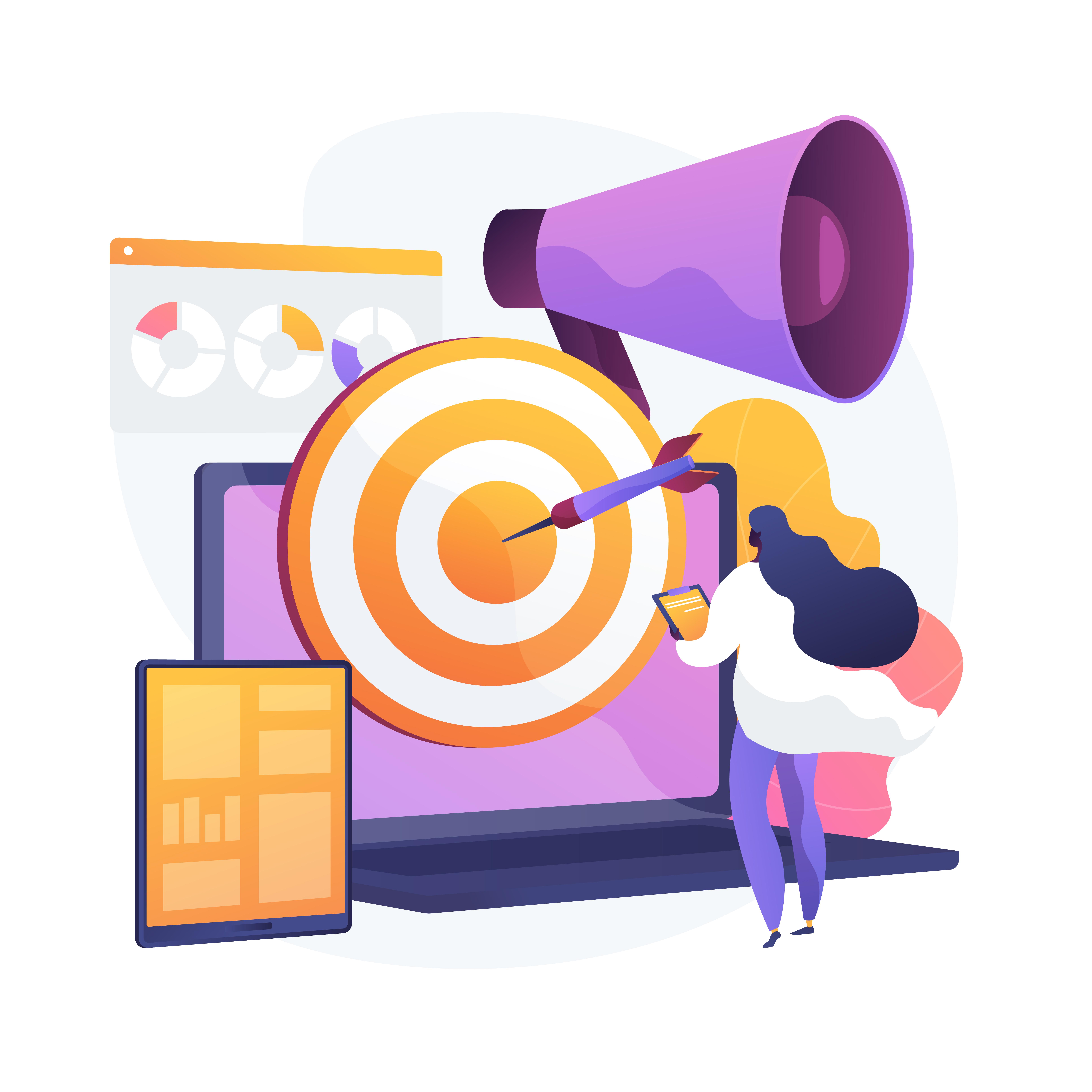 foco em marketing digital