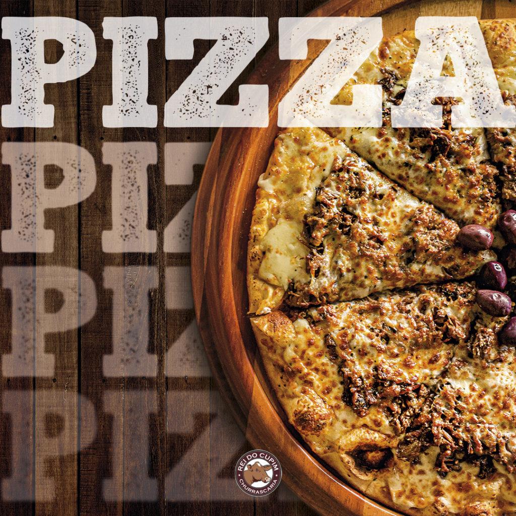 Pizza Rei do Cupim