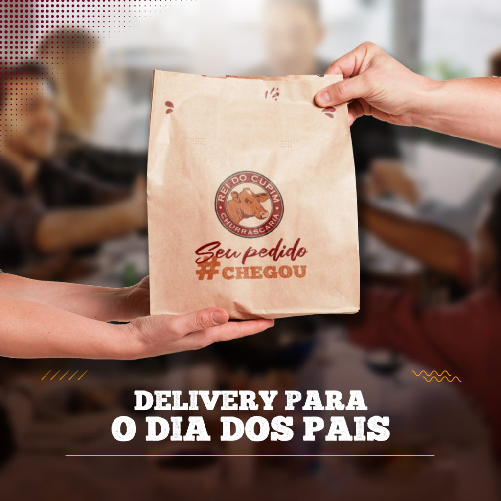 Delivery Rei do Cupim